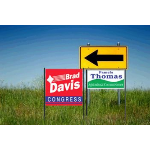 Large Campaign Signs